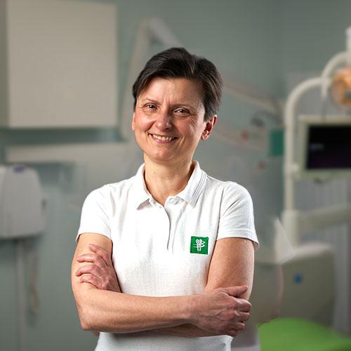 Anna Wawryszczuk - lekarza Gabinetów Stomatologia KEN 50, Warszawa Ursynów