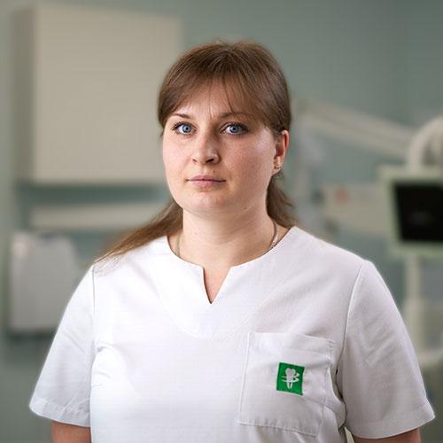 Natalia Mashynska - lekarza Gabinetów Stomatologia KEN 50, Warszawa Ursynów